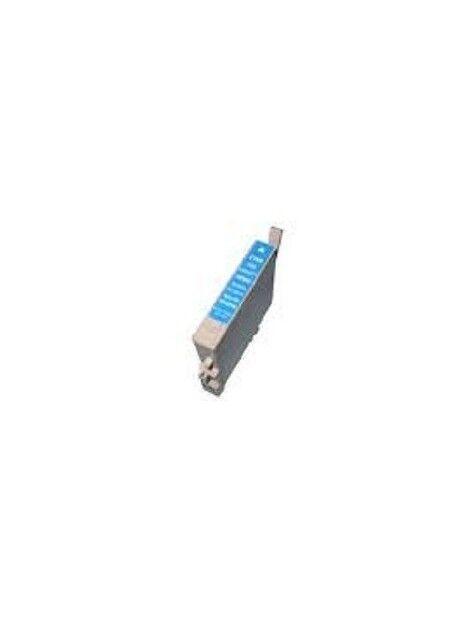 Cartouche d'encre T1281 compatible pour Epson Coloris - Cyan