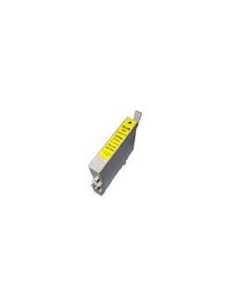 Cartouche d'encre T1281 compatible pour Epson Coloris - Jaune