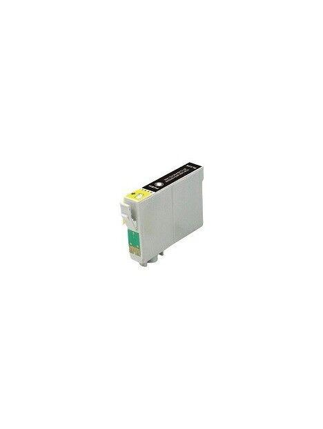 Cartouche d'encre T0711/T0891 compatible pour Epson Coloris - Noir