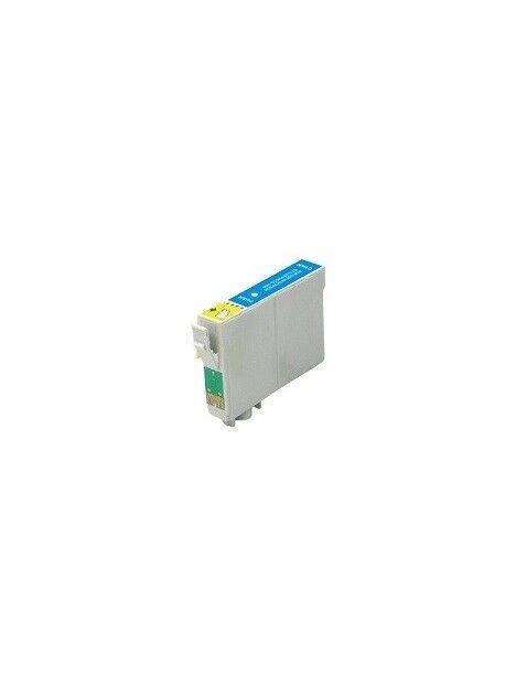 Cartouche d'encre T0711/T0891 compatible pour Epson Coloris - Cyan