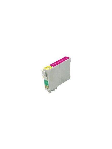 Cartouche d'encre T0711/T0891 compatible pour Epson Coloris - Magenta