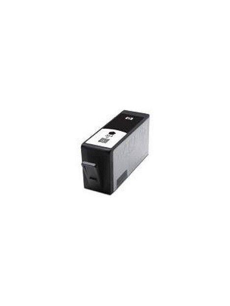 Cartouche d'encre CN684EE compatible pour HP Coloris - Noir