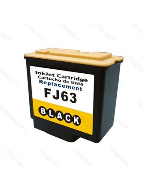 Cartouche d'encre FJ63 compatible pour Olivetti