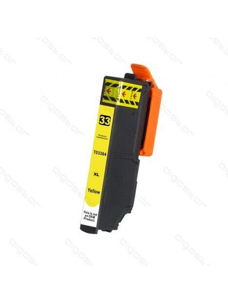 Cartouche d'encre T3351/T3331 compatible pour Epson Coloris - Jaune