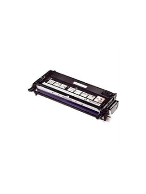 Cartouche toner 2145 compatible pour Dell Coloris - Noir