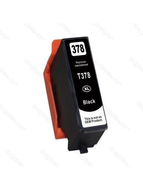 Cartouche d'encre T3791/T3781 compatible pour Epson Coloris - Noir