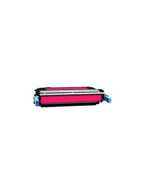 Cartouche toner CB400A générique pour HP Coloris - Magenta