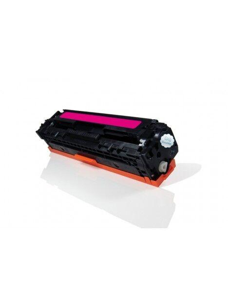 Cartouche toner CB540A/CE320A/CF210X générique pour HP Coloris - Magenta