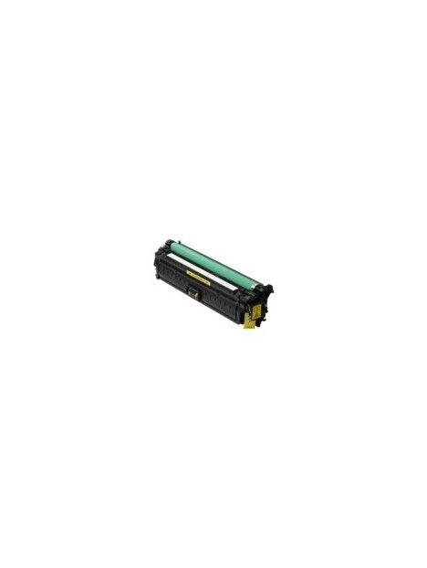 Cartouche toner CE340A générique pour HP Coloris - Jaune