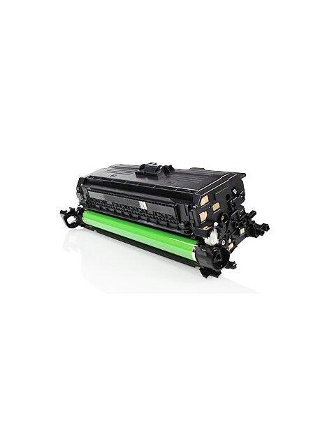 Cartouche toner CE400X générique pour HP Coloris - Noir