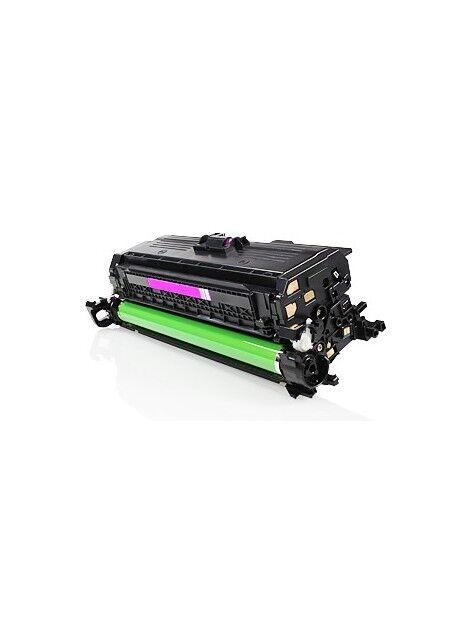 Cartouche toner CE400X générique pour HP Coloris - Magenta