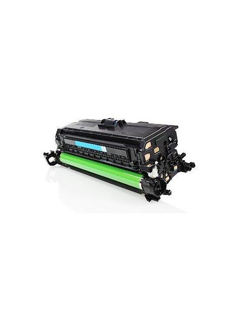 Cartouche toner CE740A générique pour HP Coloris - Cyan