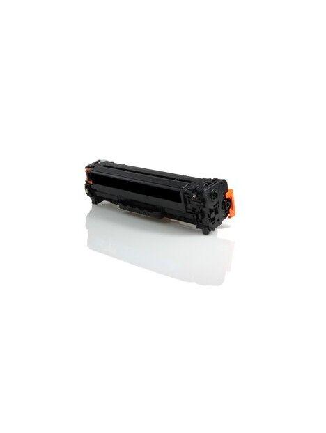 Cartouche toner CF540X générique pour HP Coloris - Noir