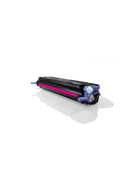 Cartouche toner Q6000A générique pour HP Coloris - Magenta