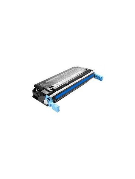 Cartouche toner Q5950A générique pour HP Coloris - Cyan