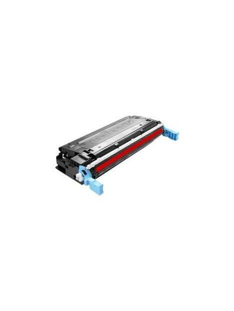 Cartouche toner Q5950A générique pour HP Coloris - Magenta