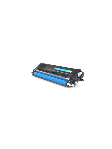 Cartouche toner TN900 compatible pour Brother Coloris - Cyan