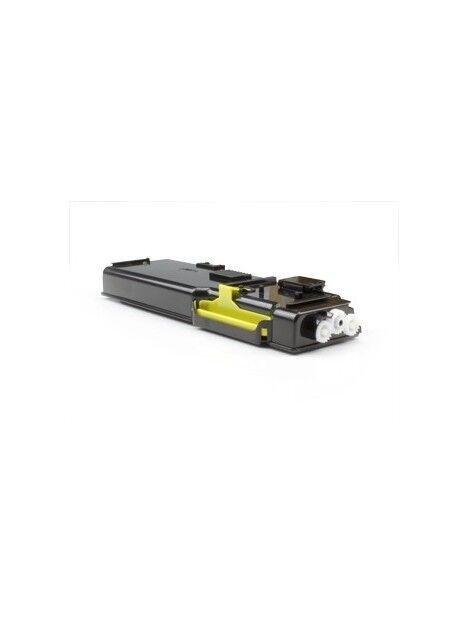 Cartouche toner C2660/C2665 compatible pour Dell Coloris - Jaune
