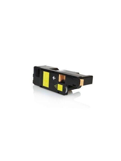 Cartouche toner C1660 compatible pour Dell Coloris - Jaune