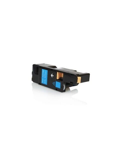 Cartouche toner E525 compatible pour Dell Coloris - Cyan