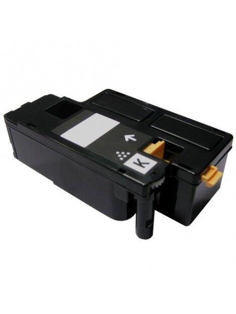Cartouche toner C1700/CX17 compatible pour Epson Coloris - Noir