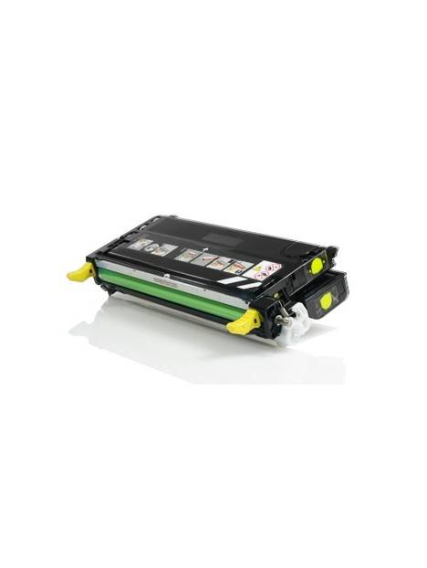 Cartouche toner C3800 compatible pour Epson Coloris - Jaune