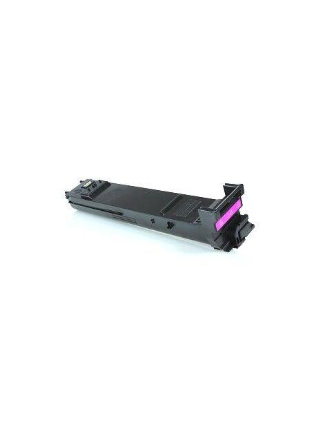 Cartouche toner Magicolor 4650/4690MF/4695MF compatible pour Minolta Coloris - Magenta