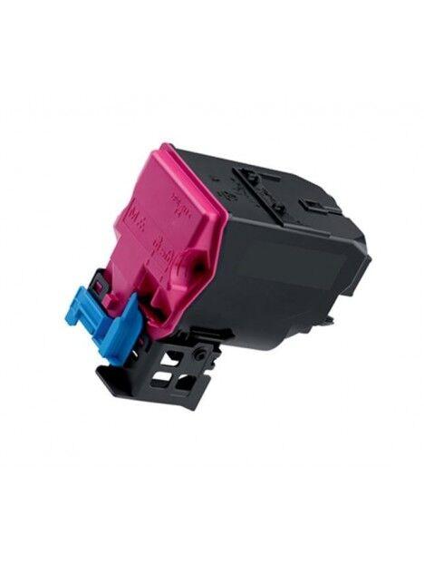Cartouche toner Bizhub C25 compatible pour Konica Minolta Coloris - Magenta