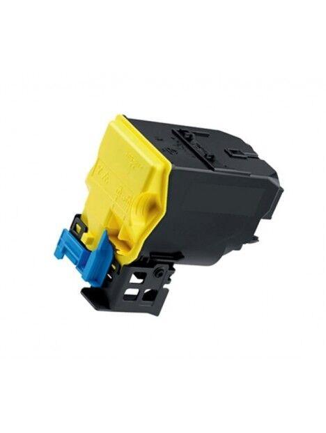 Cartouche toner Bizub C35/C35P compatible pour Konica Minolta Coloris - Jaune