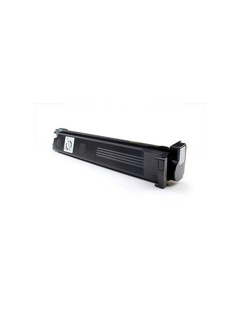 Cartouche toner C452/C552/C652 compatible pour Konica Minolta Coloris - Cyan