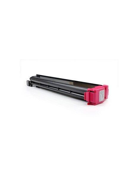Cartouche toner C654/C754 compatible pour Konica Minolta Coloris - Magenta