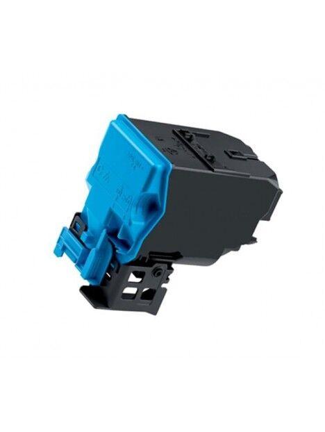 Cartouche toner C3350/C3850 compatible pour Konica Minolta Coloris - Cyan