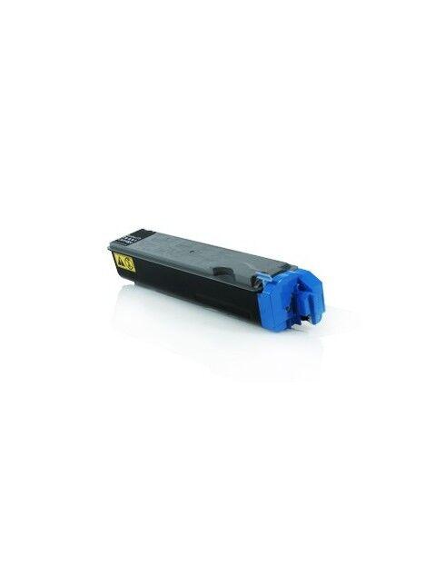 Cartouche toner TK-520 compatible pour Kyocera Coloris - Cyan