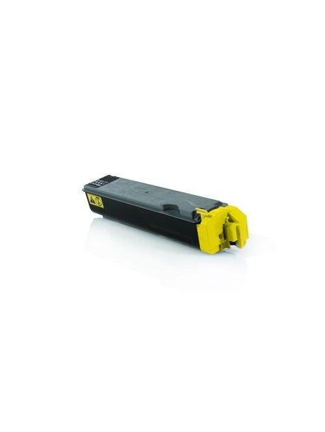 Cartouche toner TK-5140 compatible pour Kyocera Coloris - Jaune