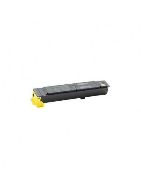 Cartouche toner TK-5205 compatible pour Kyocera Coloris - Jaune