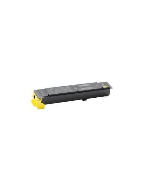 Cartouche toner TK-5215 compatible pour Kyocera Coloris - Jaune