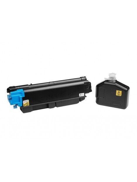 Cartouche toner TK-5270 compatible pour Kyocera Coloris - Cyan