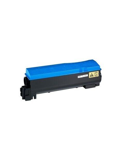 Cartouche toner TK-540 compatible pour Kyocera Coloris - Cyan