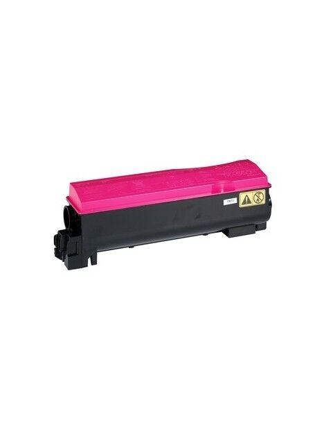 Cartouche toner TK-570 compatible pour Kyocera Coloris - Magenta