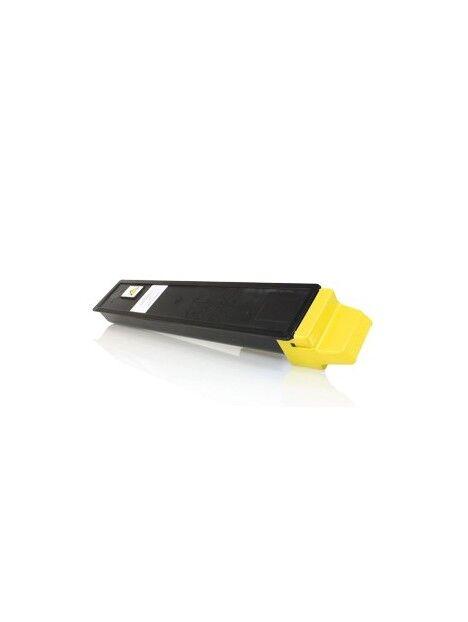 Cartouche toner TK-8315 compatible pour Kyocera Coloris - Jaune