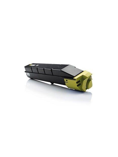 Cartouche toner TK-8505/TK-8507 compatible pour Kyocera Coloris - Jaune