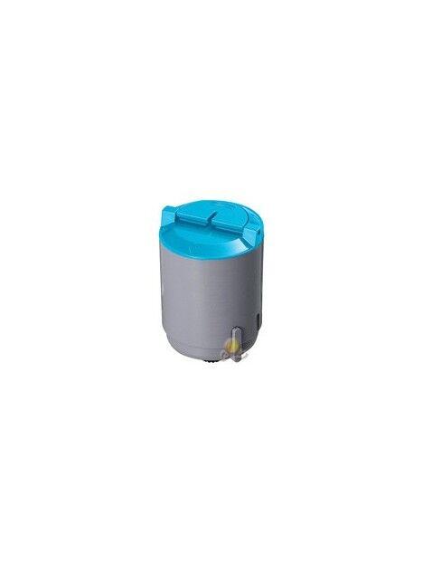 Cartouche toner CLP300/CLX2160 pour Samsung Coloris - Cyan