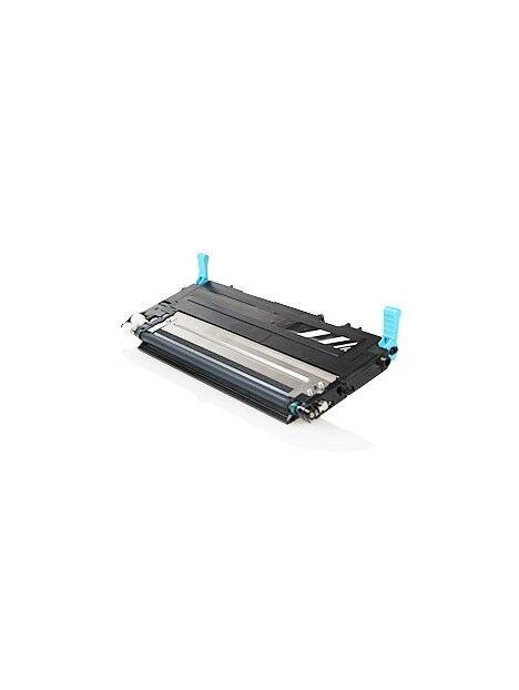Cartouche toner CLP310/CLP315 pour Samsung Coloris - Cyan