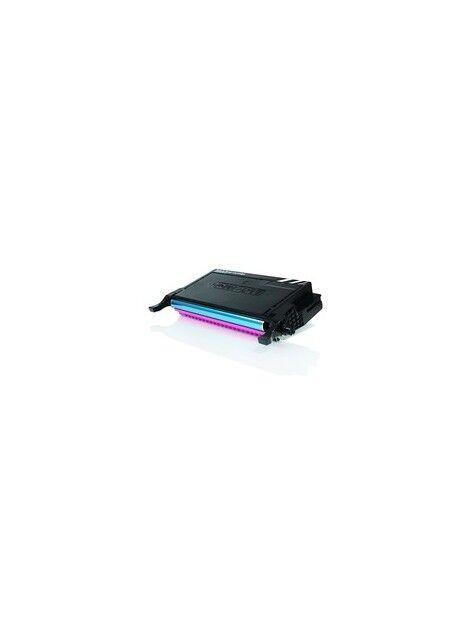 Cartouche toner CLP620/CLP670 pour Samsung Coloris - Magenta