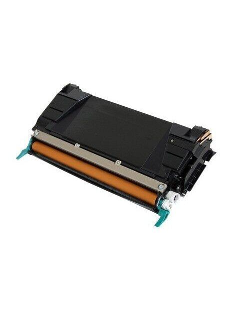 Cartouche toner C746/C748/X746/X748/XS748 compatible pour Lexmark Coloris - Jaune