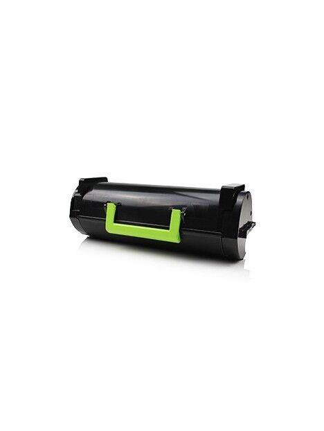 Cartouche toner MX310/MX410/MX510/MX511/MX611 compatible pour Lexmark
