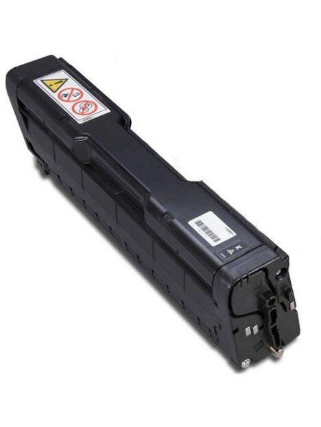 Cartouche toner Aficio SP-C250/SP-C260/SP-C261 compatible pour Ricoh Coloris - Noir