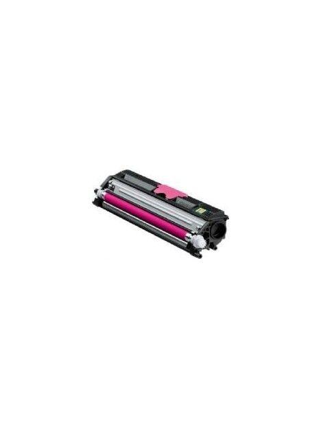 Cartouche toner C110/C130/MC160 compatible pour Oki Coloris - Magenta