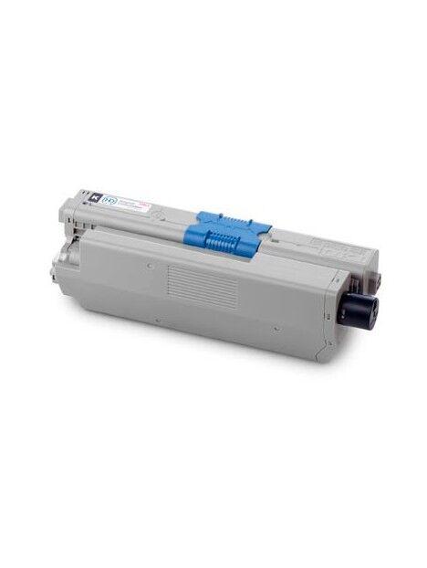 Cartouche toner C301DN/C321DN/MC342DN compatible pour Oki Coloris - Noir