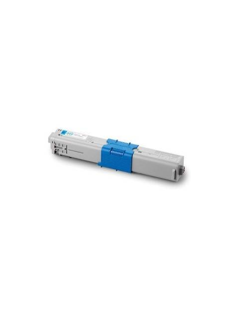Cartouche toner EXECUTIVE ES3452 MFP/ES5431DN/ES5462 MFP compatible pour Oki Coloris - Cyan